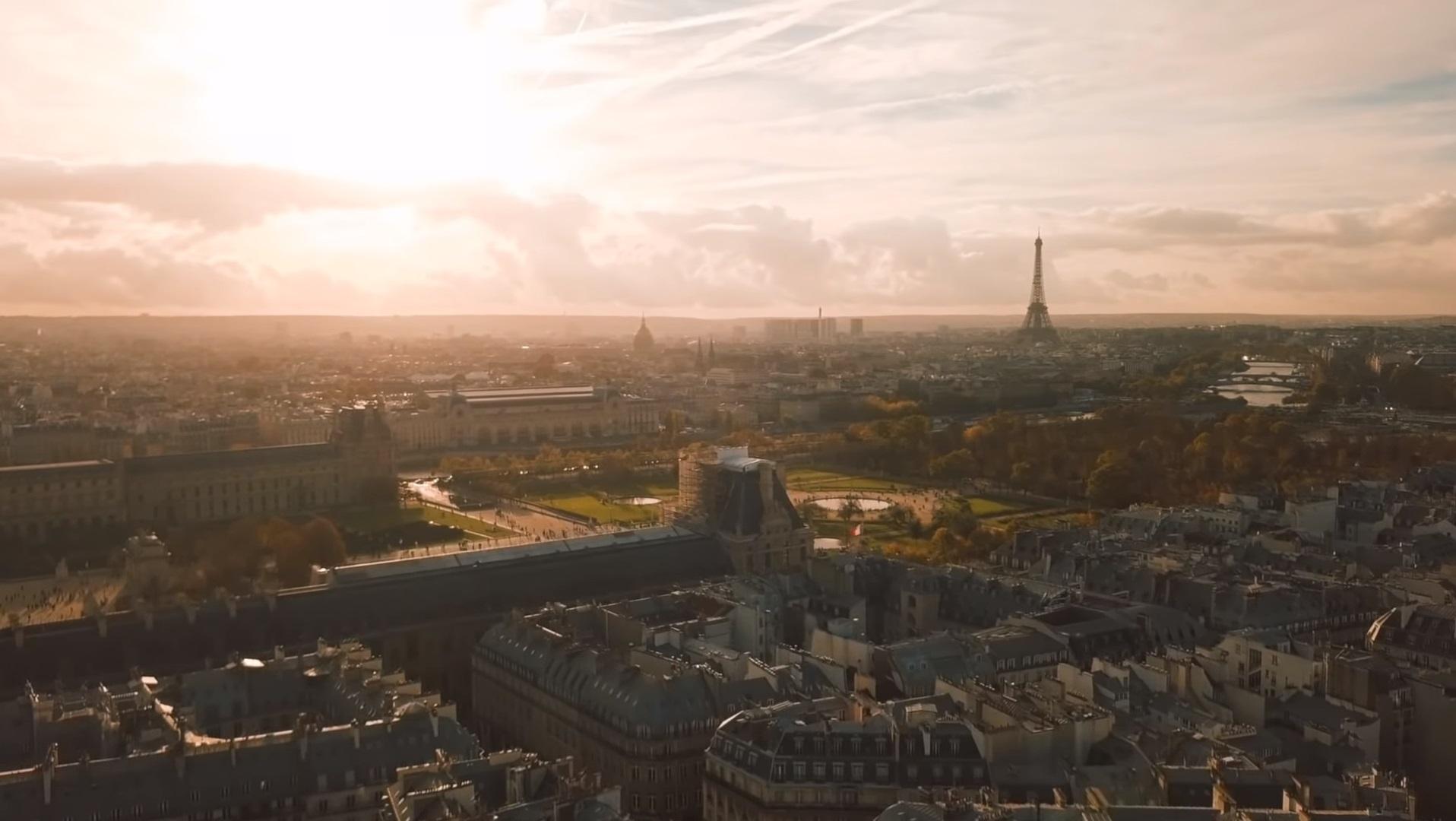 PARIS AERIEN